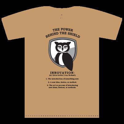 Shield Power T-Shirt