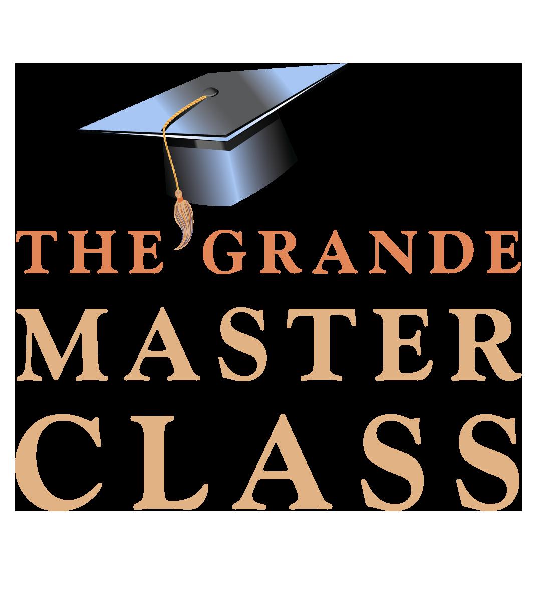 Master Class Logo