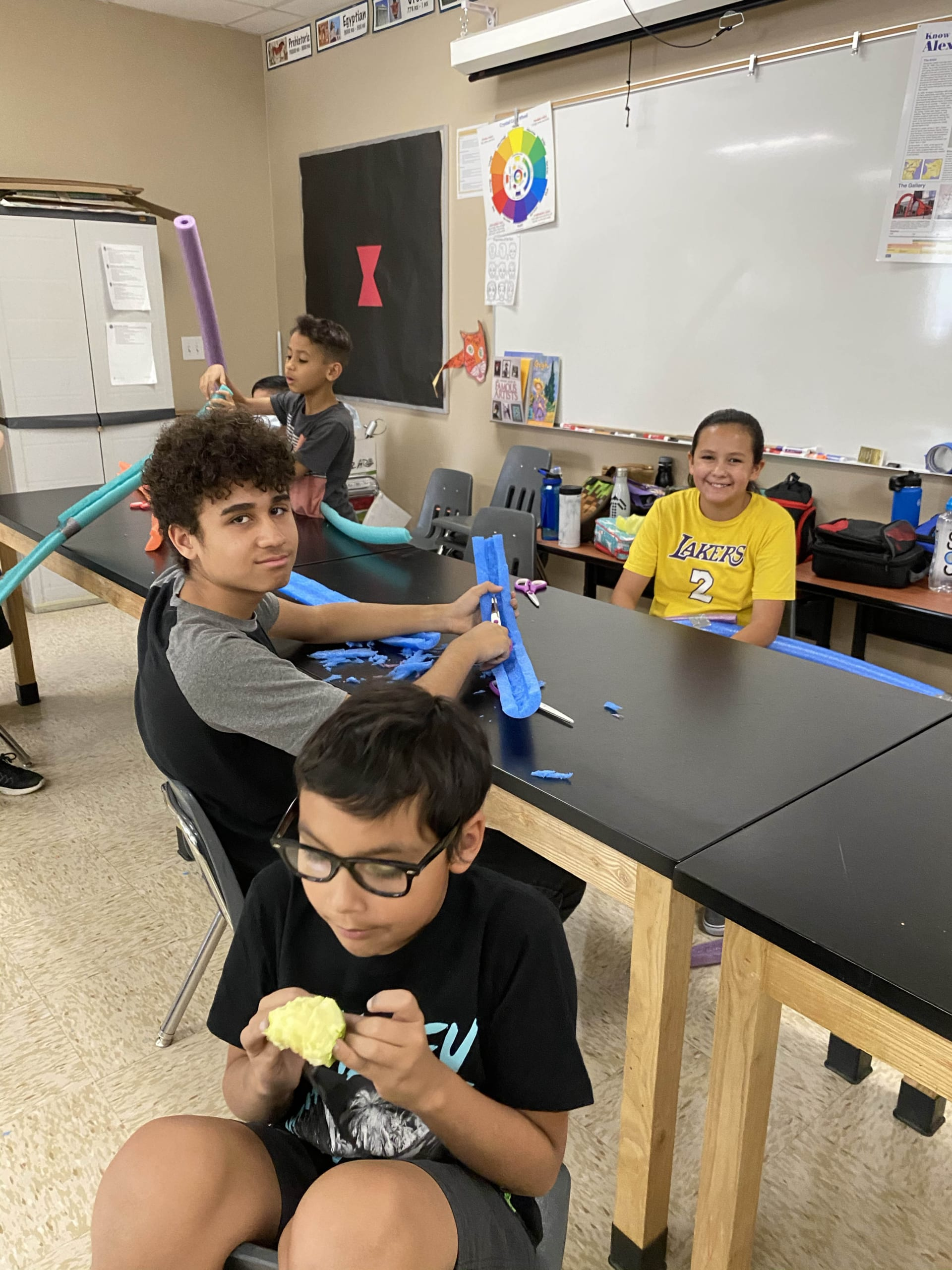 STEAM Summer Camp 2020